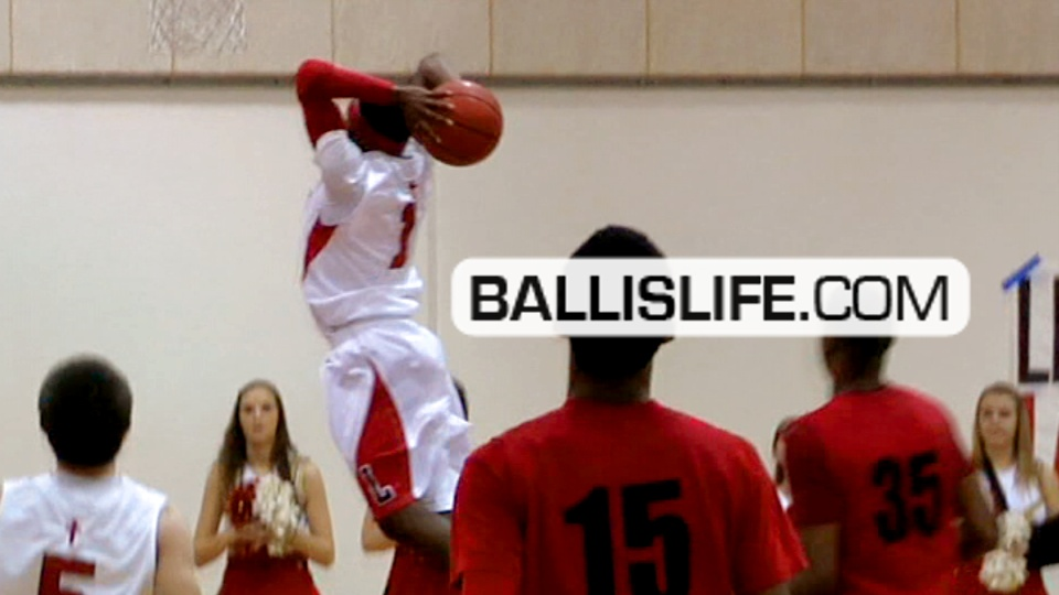 6′ James Douglas; Exciting Point Guard Has All Around game; Drops 3 Different Defenders!