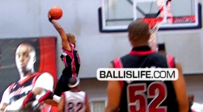 CRAZY Highlights @ Ball Up Game 2; Air Up There, Professor, Springs,