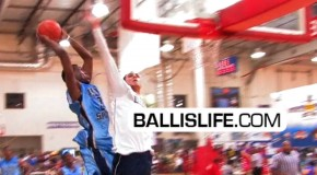 6'7″ Montay Brandon is One of the Top SF in 2012 (D-One Sports Summer Mixtape)