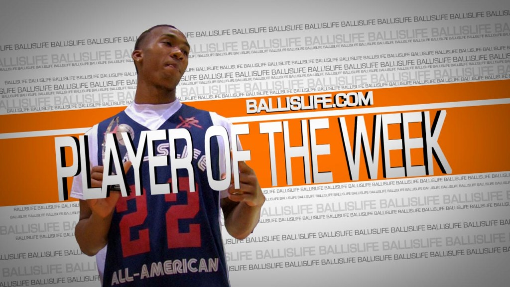 6'5″ Amir Garrett Is Ballislife Player of The Week #5; St John's Bound
