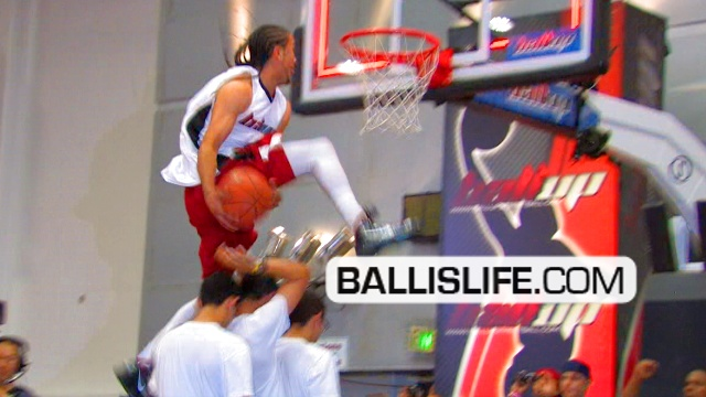 ballup dunk contest