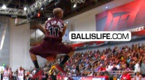 Ball Up Game 3; SICK Highlights by Air Up There, Professor, Special FX & More!