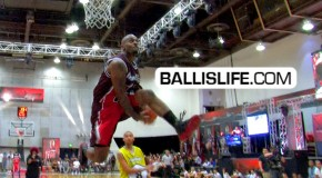 Ball Up Game 4 Mix; CRAZY Highlights W/ Air Up There, Professor, Springs &#038; More!