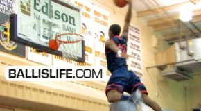 The BEST High School Dunk Contest Ever!? Deuce Bello, Ike Nwamu, Shaquille Johnson, Marshall Plumlee