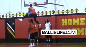 Ballislife Street: Crazy Dunk Show!! W/ Reemix, Exile, &#038; Werm Insane Dunks!