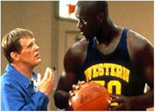 Blue chips basketball movie