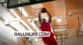 DeMar DeRozan Sick 360 Dunk Going The Opposite Way @ LA Drew League!