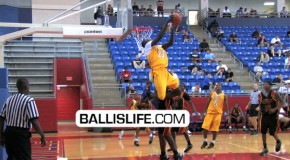 "6'6″ Derrick Griffin ""TAKES OFF"" for a REVERSE THROW-DOWN! Dunk of the Day"