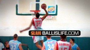 Kevin Durant SICK Off The Backboard Dunk @ LA Drew League!