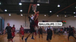 Gabe York 2 NASTY Poster Dunks @Elite 8 In Phoenix – Which Dunk Was Better??!!