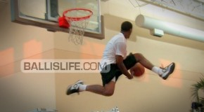 6&#8217;1&#8243; Golden Child Puts Down Some CRAZY Dunks! 360 Eastbay, Rim Level Windmill &#038; Much More!
