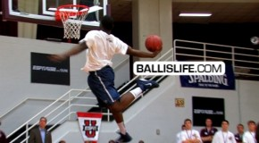 DOD: Ike Nwamu Crushes One & Deuce Bello Follows with a Poster Dunk (NCISAA States 2nd Round)