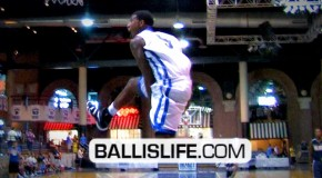 Iman Shumpert KILLS The Eastbay After The Game At Impact Basketball