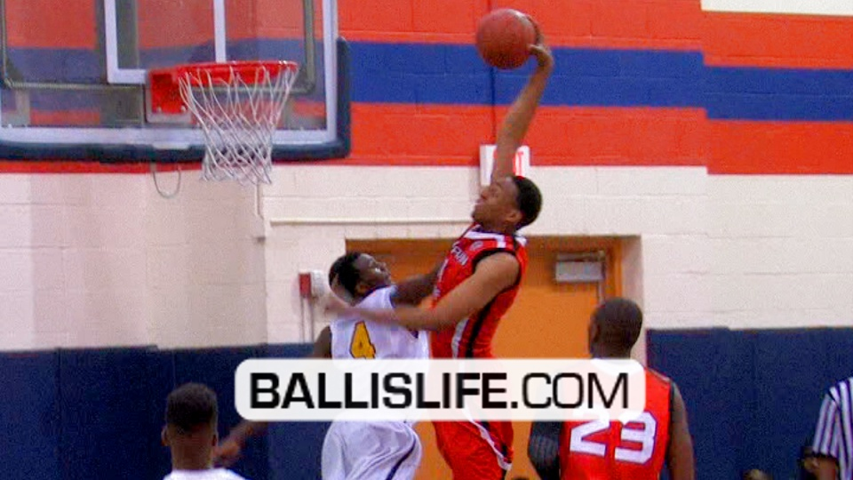 6'7″ Jabari Parker Showing Out @ Las Vegas Fab 48; Top Player In Class of 2013?