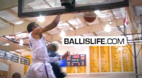 6'8 Versatile James McAdoo Showing Out At City of Palms!