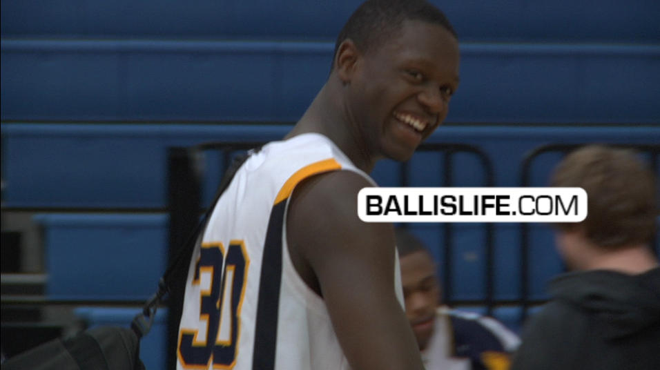 Julius Randle #1 in 2013