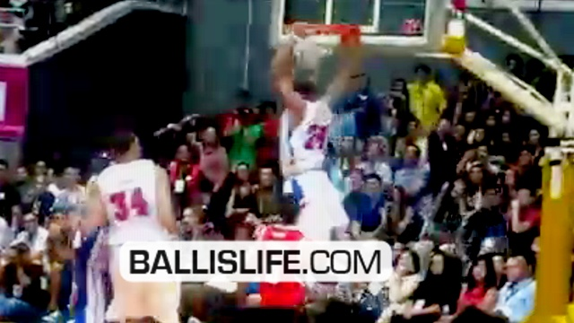 Kobe Bryant Catches SICK Reverse Oop From Chris Paul!