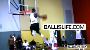 6'1″ L Boogie SICK Windmill Off The Backboard