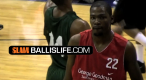 Kevin Durant & LeBron James BATTLE & Combine for 95 Points in the Game of the Summer! (KD with 59!)