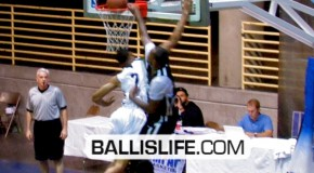 Maurice Speights Dunks ALL OVER JaVale McGee TWICE In Same Game!!!