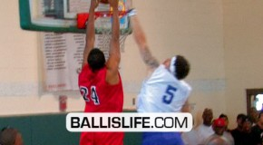 "6'5″ ""Money"" Mike Efevberha Can't Be Stopped! Shows OUT at LA Drew League!"