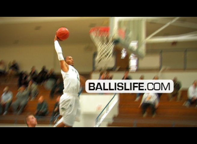 6'4″ Athletic Norman Powell Showing Out @ The Tournament