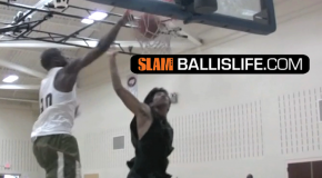 DOD: 6'3″ Rodney Purvis Skies Over Defender at 2011 NC Pro-Am Combine