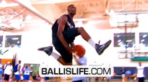 Ballislife The Run Top 5 Plays: Anthony January KILLS Reverse Eastbay + Stanley Johnson Dunks ALL Over Defender!