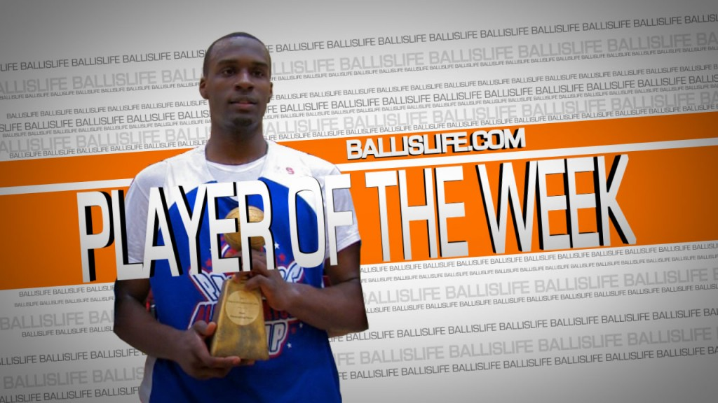 Shabazz Muhammad Ballislife Player Of Week #10; Most Outstanding Player @ Pangos All American Camp!