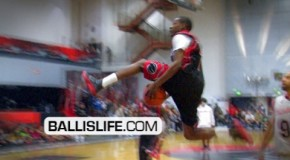 6'2″ Springs CRAZY 2 Hand Eastbay @ Ball Up Game!!