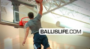 5&#8217;11&#8243; Jacob Tucker 50 Inch Vertical; Puts Down Some CRAZY Dunks!