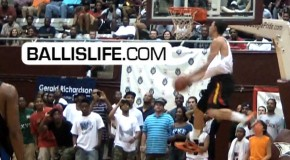 Duke Freshman Austin Rivers KILLS 1st Half of SJG Greater NC Pro/Am (Top Incoming Freshman?)