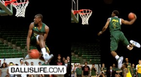 Baylor University Midnight Madness! Most EXCITING Team in College? -Perry Jones, Quincy Miller, Deuce Bello & More!