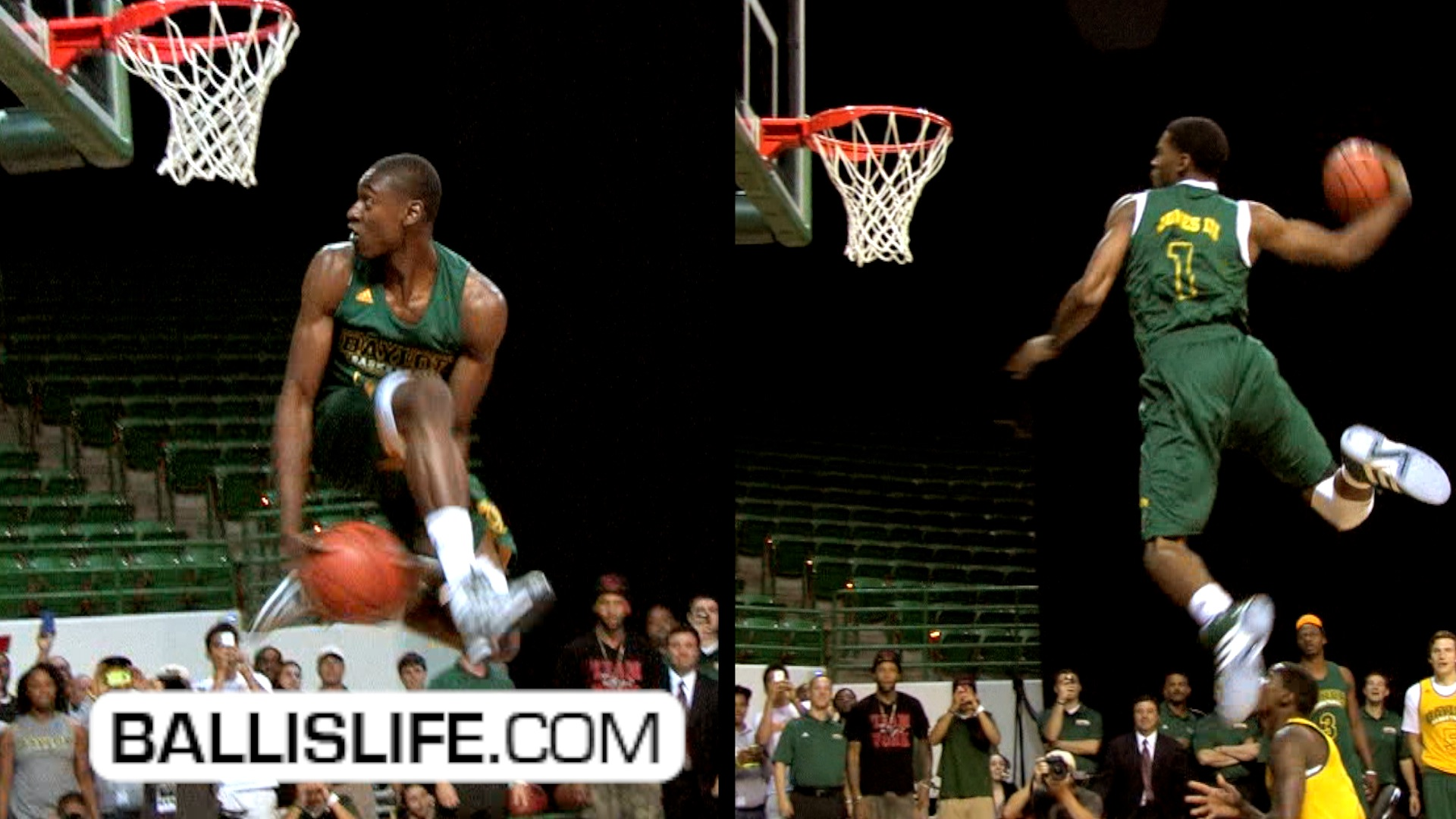 Ballislife | Baylor Midnight Madness