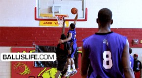 "DOD: 6'1″ Josh Gray ""Houston Wheatley"" POSTERIZES A DEFENDER!"