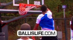 6&#8217;6&#8243; DeMar DeRozan Putting In WORK &#038; Showing Out! 2011 Summer Mixtape!
