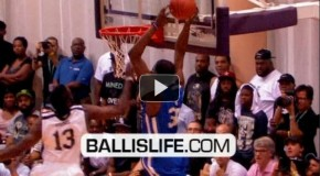 Kevin Durant GOES OFF For 44! John Wall vs Brandon Jennings! Goodman Beats Drew 135-134