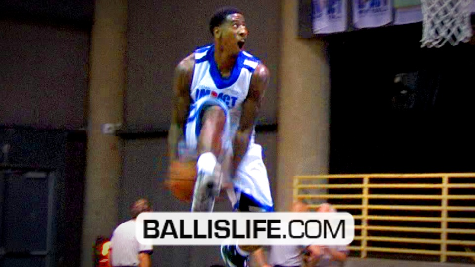 Iman Shumpert Super Athletic Rookie Will Electrify Madison Square Garden!! Impact Mixtape