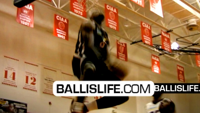 LeBron James 2 INSANE Reverse Alley-Oop Dunks!! SHUTS THE GYM DOWN!!