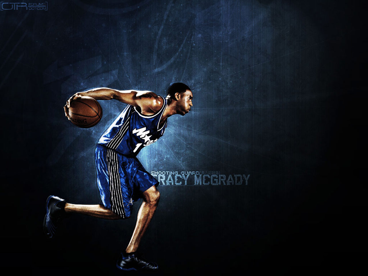 Tracy-McGrady-Orlando-Magic-WallpaperTracy Mcgrady Wallpaper