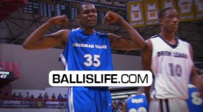 Kevin Durant Puts Up 50 Points In Drew League Vs Goodman Rematch