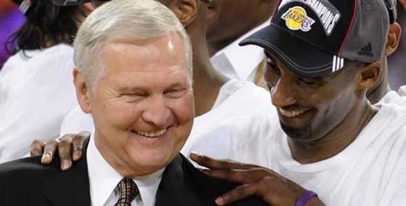 Jerry West on Kobe Bryant