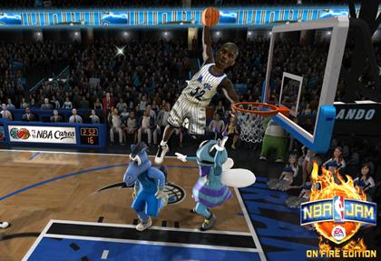 NBA Jam's New Ad with Shaq Showing Off His Announcer Skills