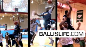 Sick Highlights of The Elite 14- Feat Julius Randle, Isaiah Austin, Mickey Mitchell, Jordan Mickey and More!
