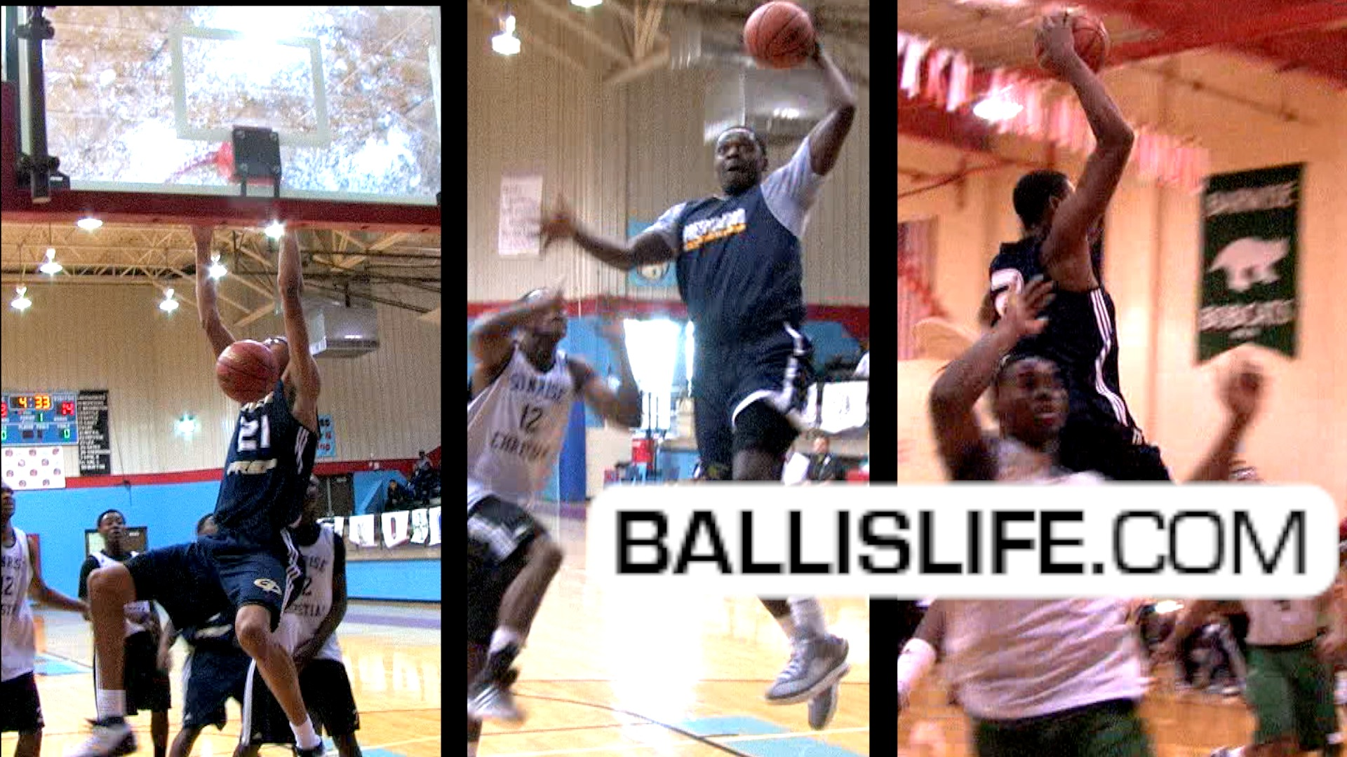 Ballislife | Elite 14 Feat Julius Randle and Isaiah Austin