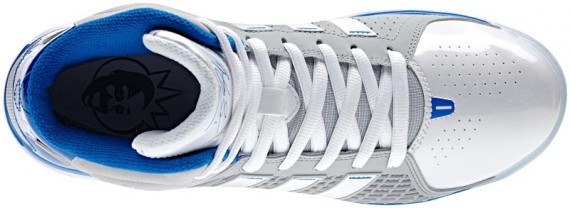 quality design 41a6d a21b5 Dwight Howards New Adidas Shoe Comes Out Today adiPower Howard