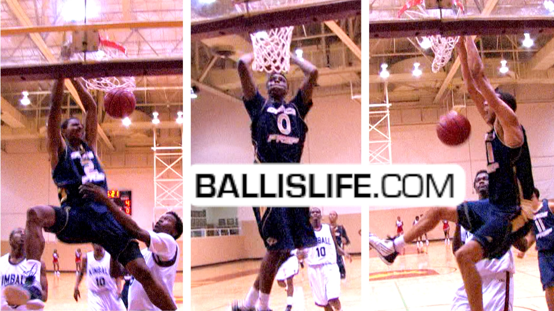 Ballislife | Grace Prep vs Kimball