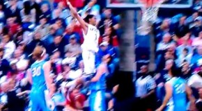 Jeremy Lamb POSTERIZES Defender In Season Opener!