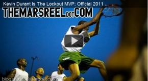 Kevin Durant Official 2011 Goodman League Mixtape!