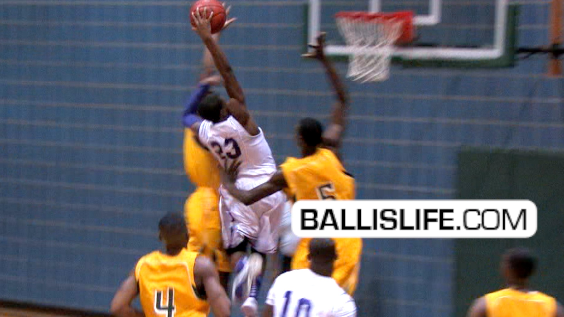 Ballislife | Shirmane Thomas Dunk